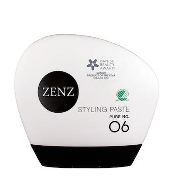 Pure Styling Paste no 06 - Hård stadga Vax - Zenz Organic 150 ml