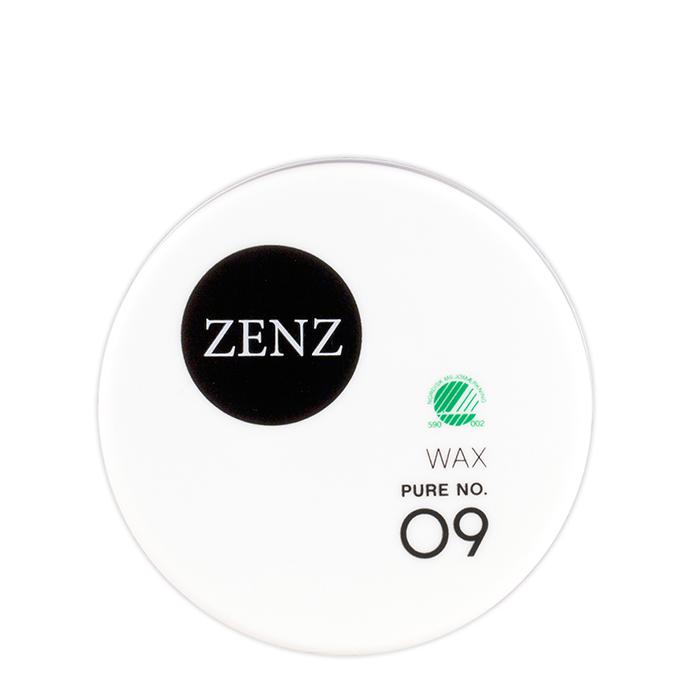 Pure Wax no.09 - Hårt Parfymfritt Vax - Zenz Organic 75 ml