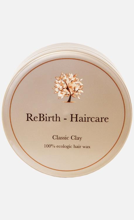 Rebirth Classic Clay Wax - Klassisk, Ekologisk Lervax - 100 ml