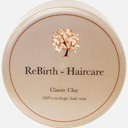 Classic Clay Wax - Klassisk, Ekologisk Lervax - Rebirth 100 ml