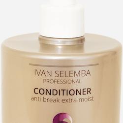 Anti Break Extra Moist Conditioner - Uppbyggande & Återfuktande Balsam för skadat hår - Ivan Selemba 300 ml