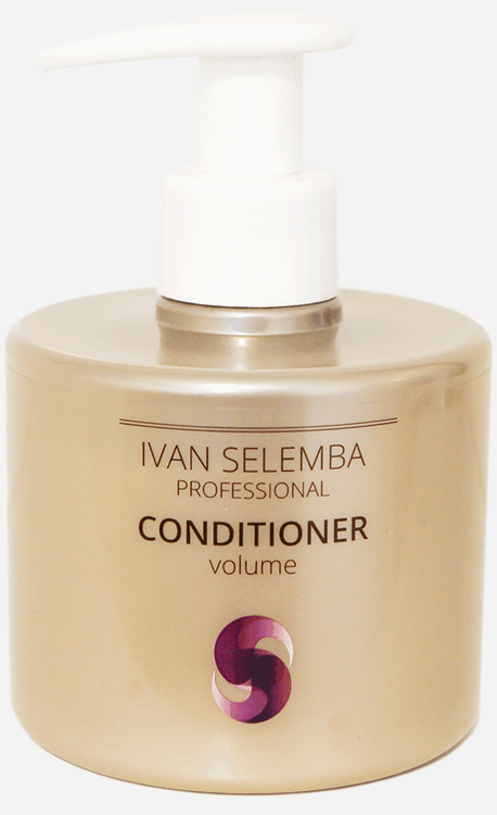 Volume Conditioner - Volymgivande Balsam - Ivan Selemba 300 ml