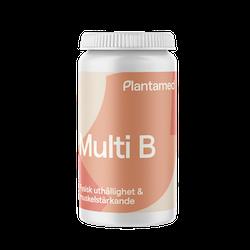 Multi B - Fysisk uthållighet & muskelstärkande - 90 tabletter
