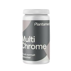 Multi Chrome - För ett normalt blodsocker - 90 tabletter