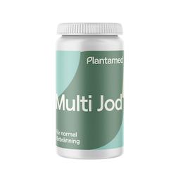 Multi Jod - För dig med nedsatt funktion i sköldkörteln - 90 tab