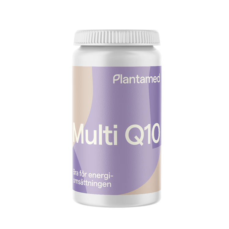 Multi Q10 - Energigivande & Anti-Age - 90 tabletter