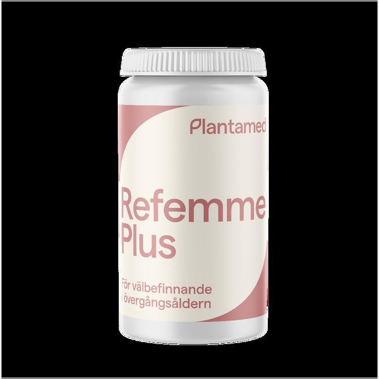Refemme Plus - För välbefinnande i övergångsåldern