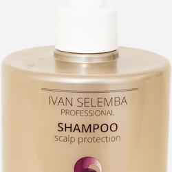 Scalp Protection Schampoo  - Maxar hårtillväxt & förhindrar håravfall - Ivan Selemba 300 ml