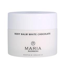 Body Balm White Chocolate - Mjukgörande kroppsbalm för torr hud - Maria Åkerberg 100ml