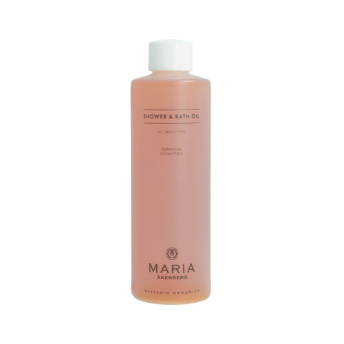 Shower Bath Oil - Välgörande bad- & duscholja - Maria Åkerberg 250ml