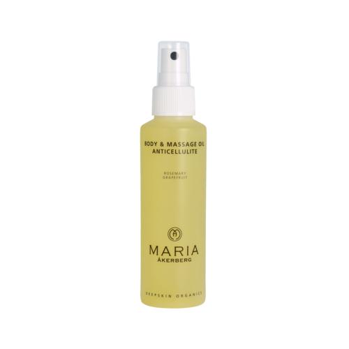 Body & Massage Oil Anticellulite - Förebygger celluliter - Maria Åkerberg 125ml