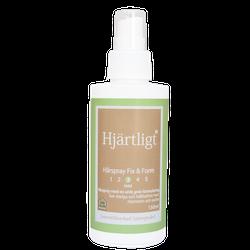 Hårspray Fix & Form - Hjärtligt 150 ml