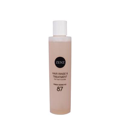 Hair Rinse & Treatment no.87 - rensning för hår och scalp - Zenz Organic 200 ml