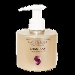 Natural Balance Schampoo - Glansgivande Schampo för fint hår - Ivan Selemba 300 ml