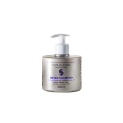 Silverschampoo - Neutraliserar oönskade varma toner -Ivan Selemba - 300 ml