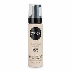 Pure Hair Styling Mousse no.90 - Parfymfri Mousse - Zenz Organic 200 ml