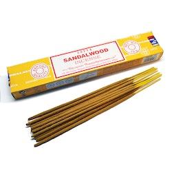 Rökelsepinnar Satya - Sandalwood