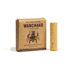 Rökelsekon - Wanchako - Palo Santo + Andiska Örter