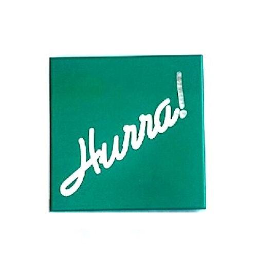 Presentlåda, grön