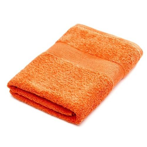 Stort härligt badlakan, Orange
