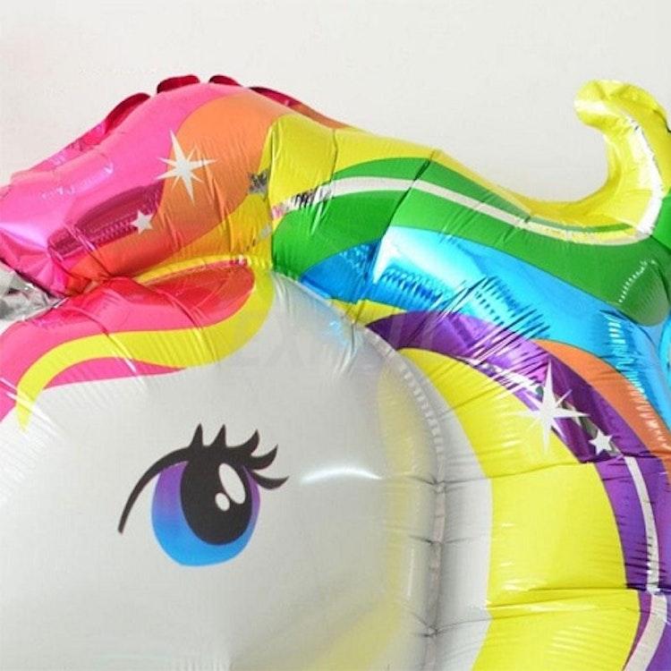 Folieballong ENHÖRNING
