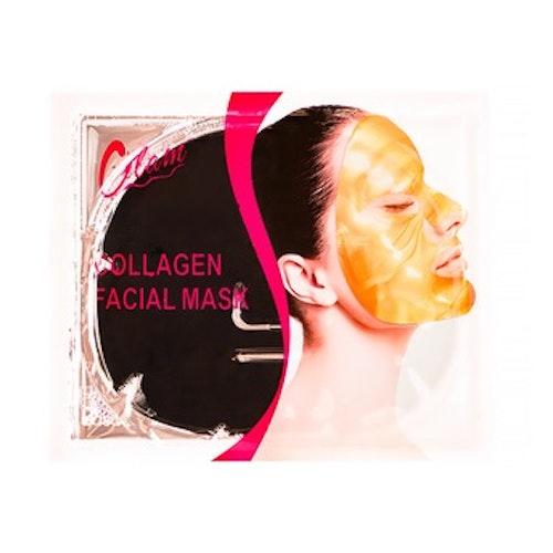 Ansiktsmask collagen, svart