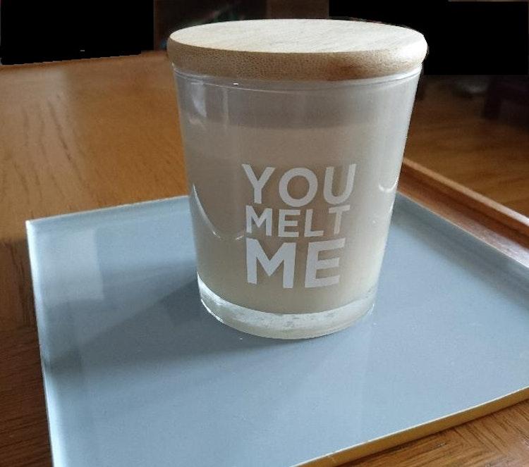 "Doftljus B ""You melt me"""