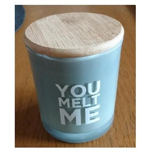 "Doftljus ""You melt me"""