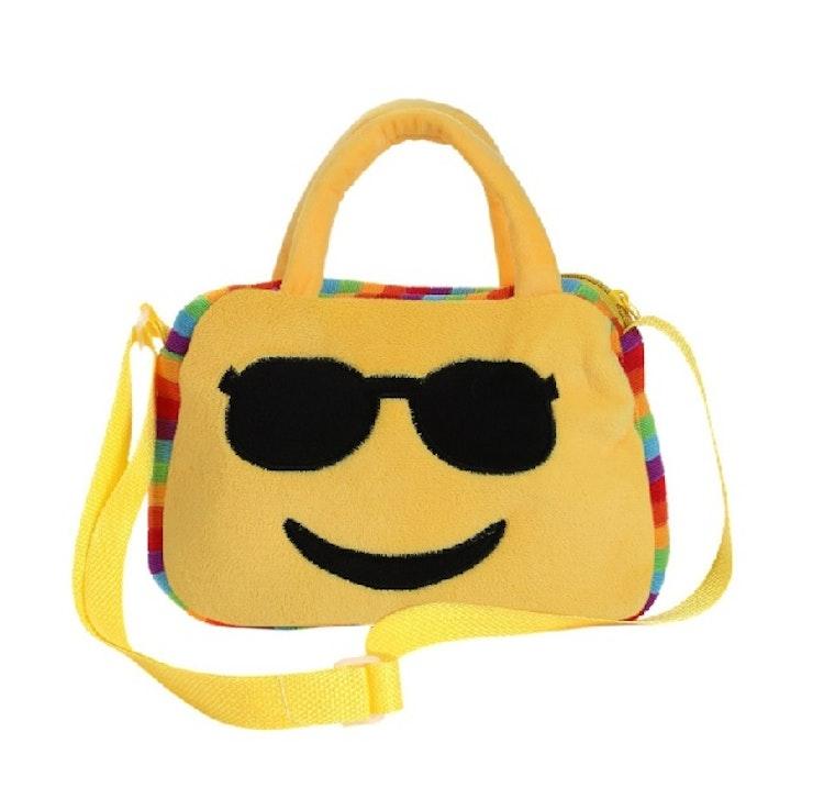 Rolig Emoji-väska