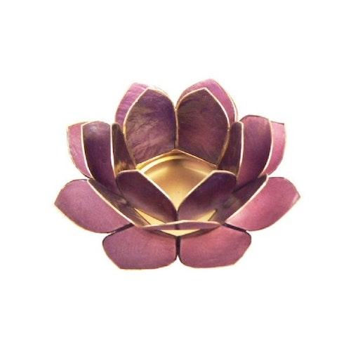 """Lotuslykta """"Eggplant/Aubergine"""""""