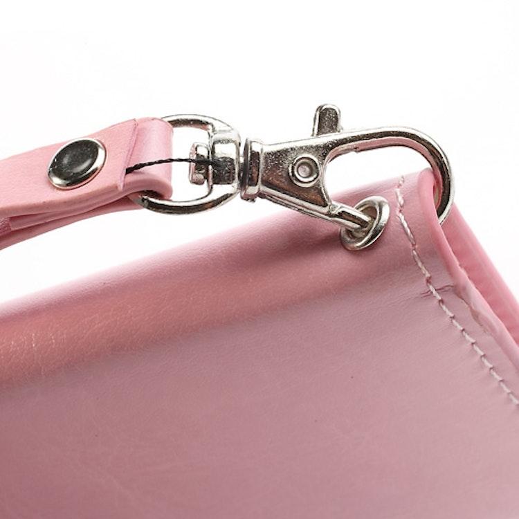 Rosa mobilplånbok