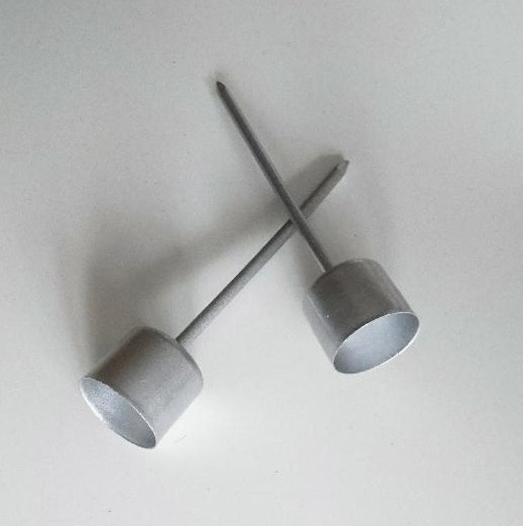 Ljushållare för stearinljus