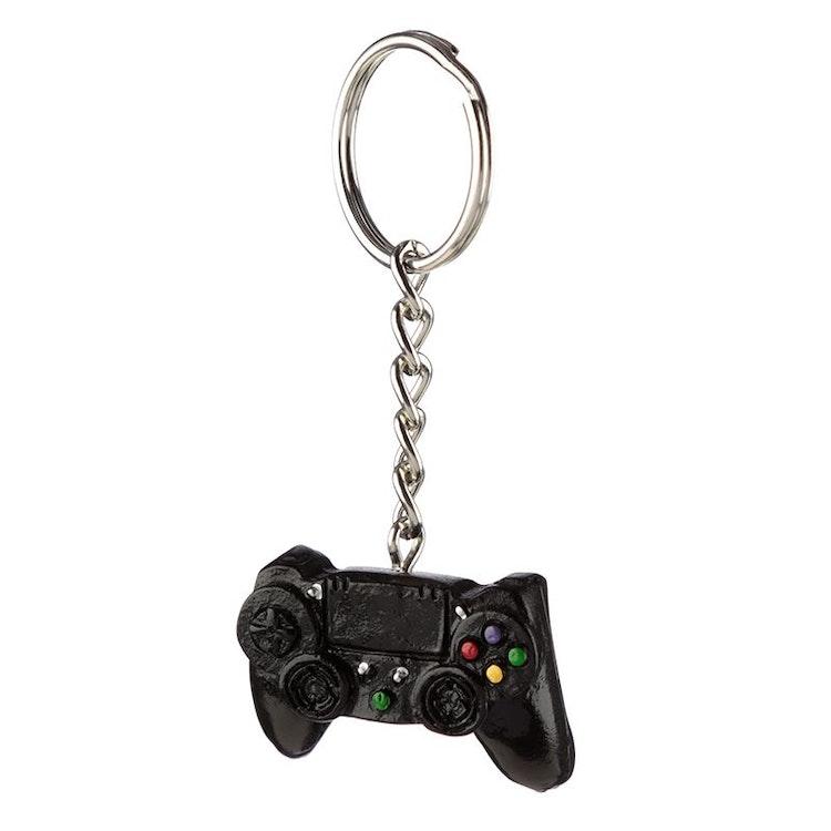 Game Over Spelkontroll Nyckelring