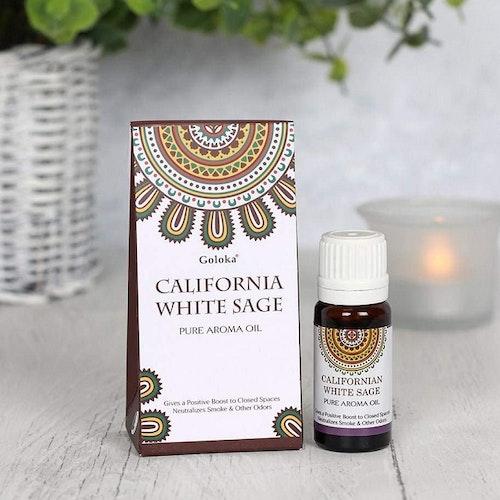 California White Sage, Goloka doftolja