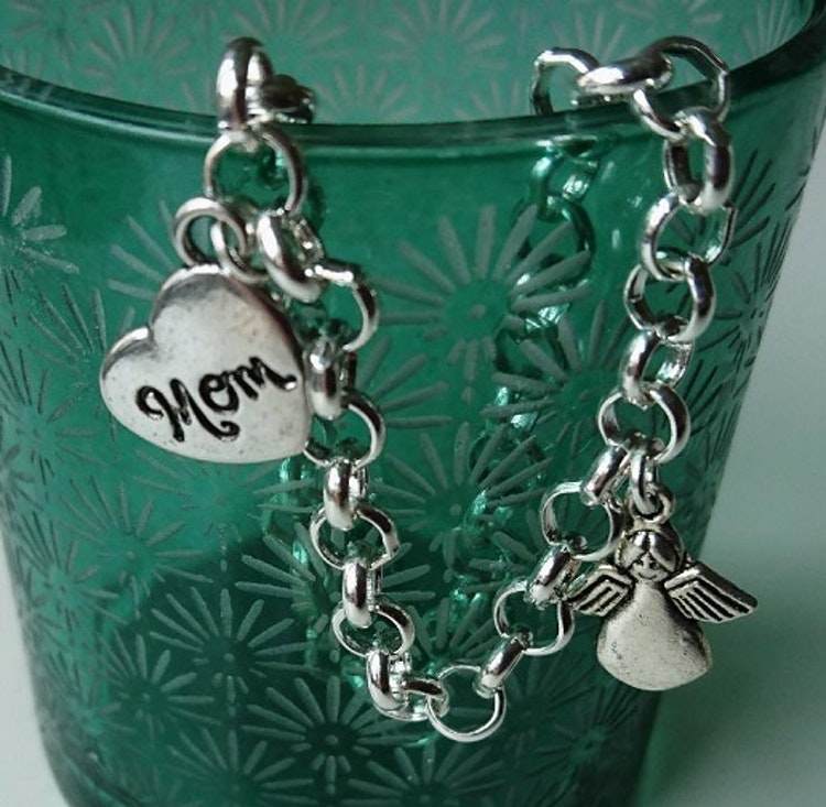 "Armband till mamma ""Mors Dag"""