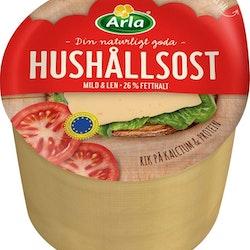 Hushållsost 2.2 kg 26% Arla