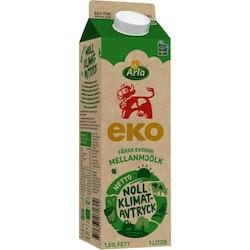 Mellanmjölk eco