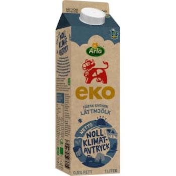 Lättmjölk EKO/KRAV 0,5%