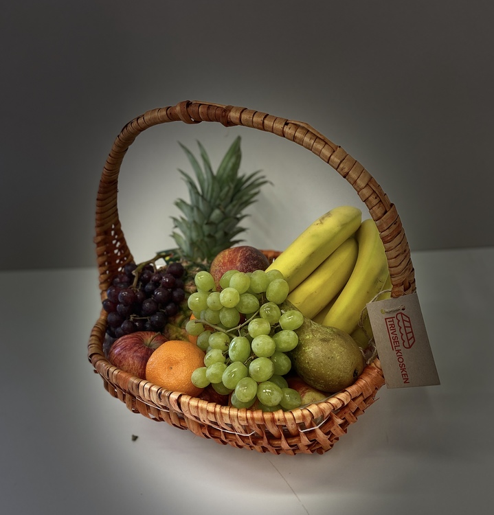Fruktkorg eco 6kg
