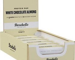 Proteinbar Vitchoklad och Mandel 55g