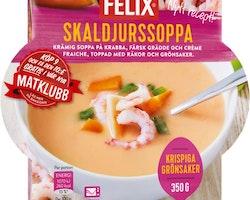 Felix Skaldjurssoppa 330gr