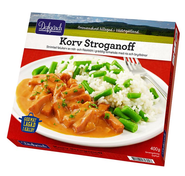 Korv Stroganoff 1-port