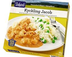 Kyckling Jacob 1-port