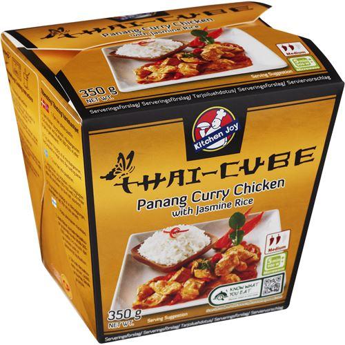 Panang Curry Kyckling Fryst