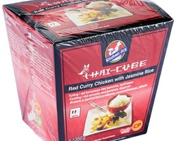 Red Curry Fryst