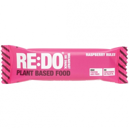 RE:DO  Bar, 60 g, Raspberry Rules