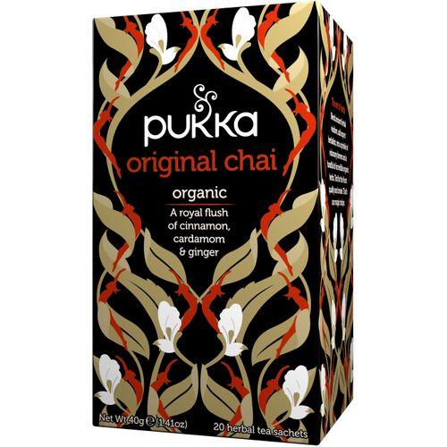 Pukka Original chai te Ekologisk 20-p