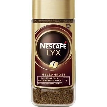 Snabbkaffe Lyx Mellanrost
