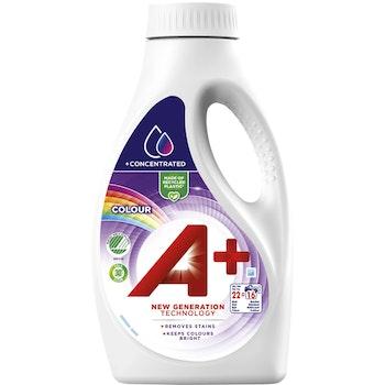 Tvättmedel Color flytande 880ml A+