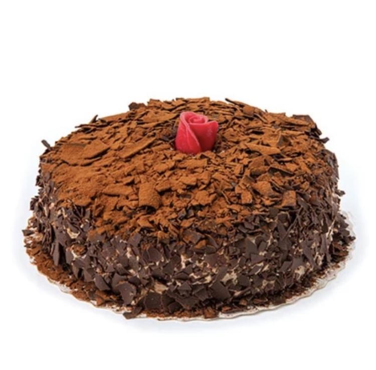 Chokladdrömtårta  8 - 10 Bitar